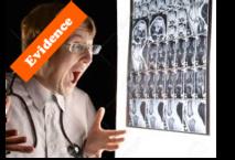 Dégénérescence discale à l'imagerie chez des non cervicalgiques