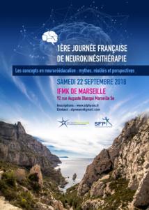 1ère Journée Française de Neurokinésithérapie