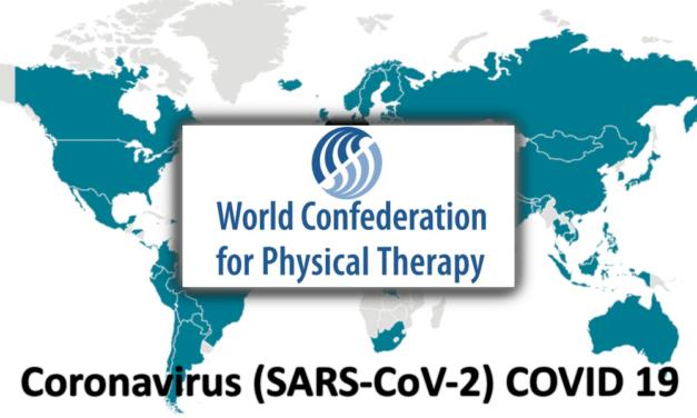 COVID-19 : L'organisation internationale des physiothérapeutes relaie les directives pour la France et l'Espagne
