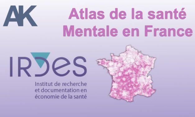 Atlas de la santé mentale en France