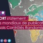 Focus sur la grille CONSORT : critères mondiaux de publications des ECR !