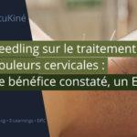 Dry needling sur le traitement des douleurs cervicales : pas de bénéfice constaté, un ECR